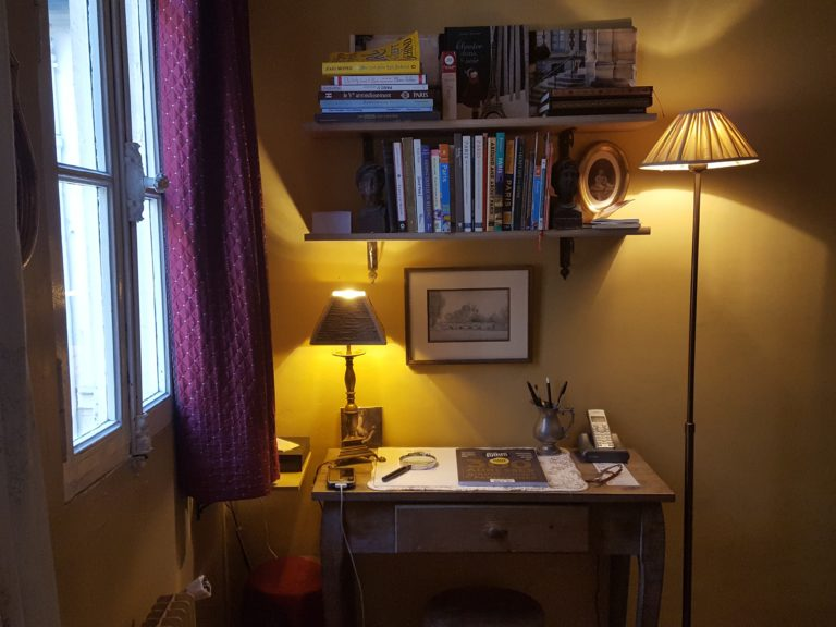 MY LITTLE HOME IN PARIS 11