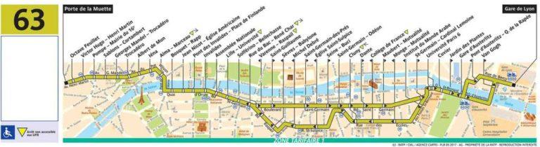 Bus Line 63