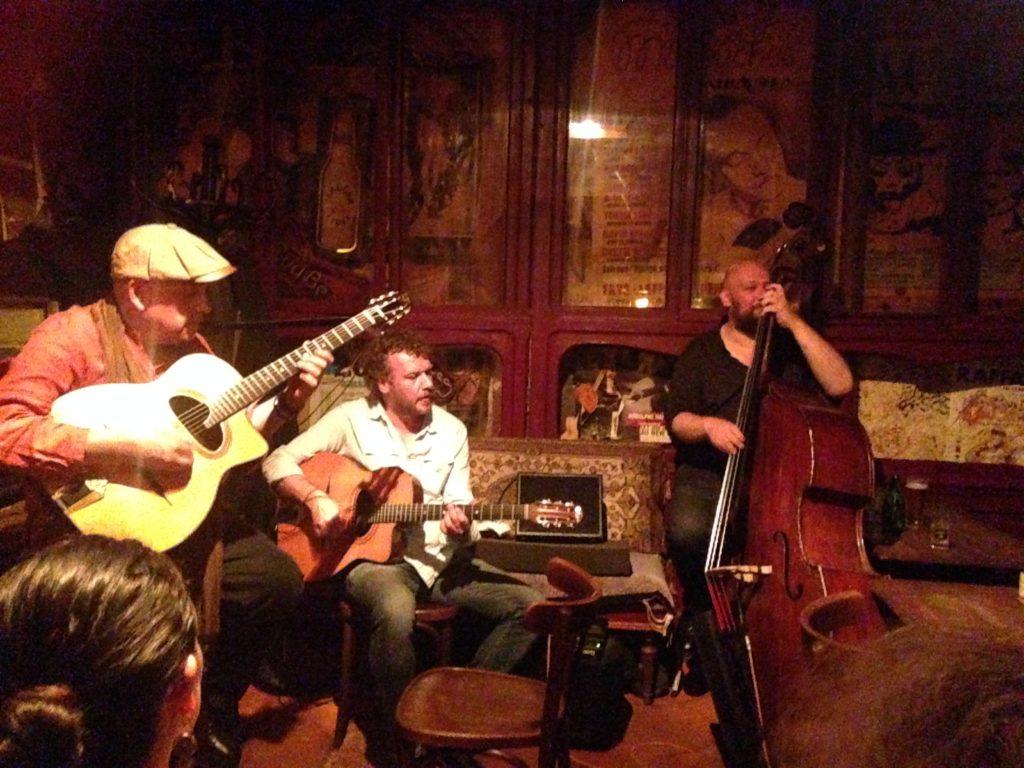 Raffalli Trio in concert